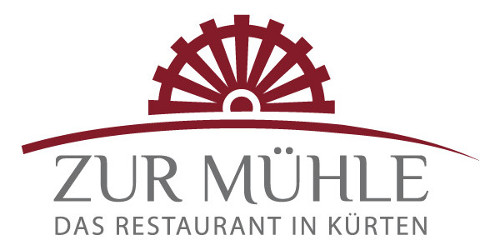 (Beispiel 6: Logo für Restaurant Zur Mühle)